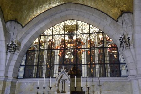 One of the Many Churches along the Via Dolorosa