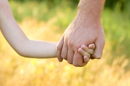In the Father's Hand