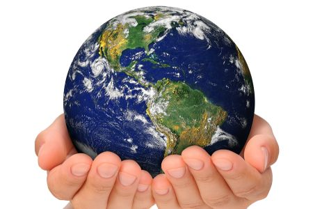Whole World in Hands