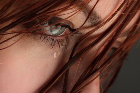 The Sinful Woman in Tears