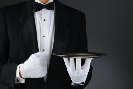 Butler, At Your Service