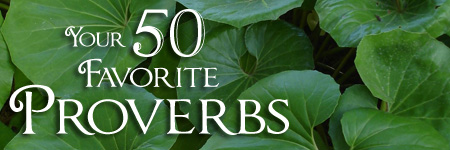 March 2014 Your 50 Favorite Proverbs with Liz Curtis Higgs