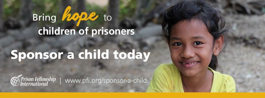 Prison Fellowship International | Child Sponsorship