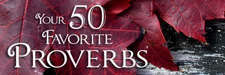 September 2014 Your 50 Favorite Proverbs with Liz Curtis Higgs