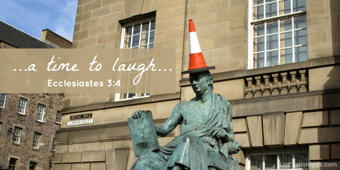 A Time to Laugh Ecclesiastes 3:4