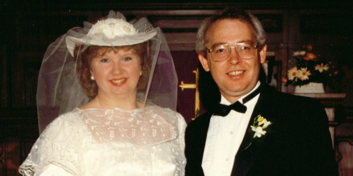 Liz and Bill Higgs March 1986