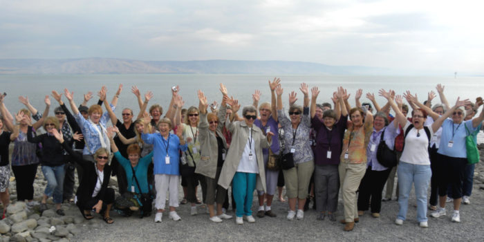 Ta Da by the Sea of Galilee 1400x700